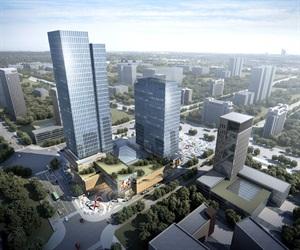 重庆有线电视产业大厦项目