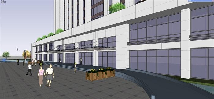 产业基地项目里的办公楼2013.11(3)