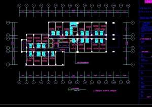 五星級大酒店艾威茵大酒店cad裝飾工程