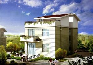 农ZTJ0812 上海市农村村民住房推荐方案 施工图 大套型  241㎡