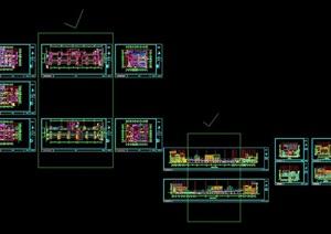 工业博物馆文物保护加固改造利用工程2全套方案 施工图(方案,CAD模型,效果图,实景图,施工图等等)
