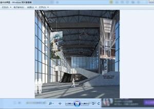 工业博物馆文物保护加固改造利用工程6全套方案图施工图(方案,sky模型,效果图,实景图,等等)