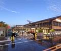 海岛咖啡厅景观建筑表现