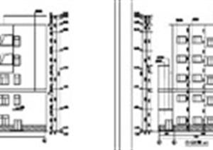 原创全套施工图(食堂及学生宿舍)