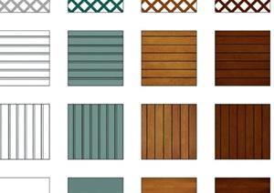 防腐木色板、芬兰木色板、丰胜花园木色板懒猫木阳台色板