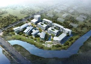 产业园-规划-童装产业园区规划设计 130808