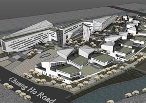 产业园-办公-上海浦东软件园办公楼