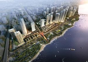 商业街- 民国风-襄阳九街十八巷商业街设计