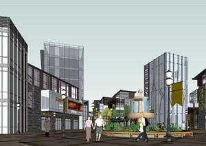 商业街-滁州商业(风情商业街)