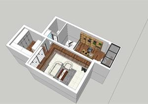 别墅室内20210623