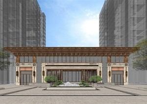2021-0421-春江名筑S1#售楼部