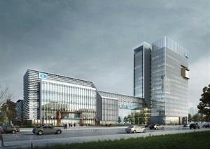 江西3L医用制品集团有限公司产业园—CHC中海设计(上海部)